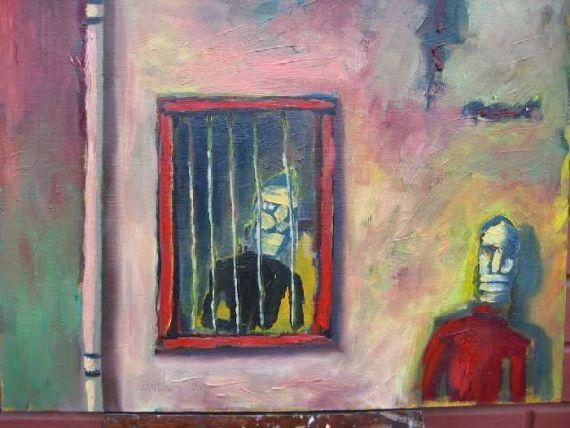 5 Cárcel, obra de Santiago Pérez