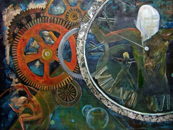 1 Atrapado en el tiempo, de Mar de la Torre