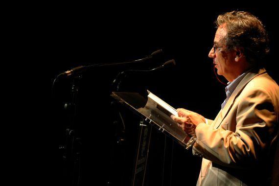 1 José Pulido en el Teatro Liceo de Salamanca (2013, foto de José Amador Martín)