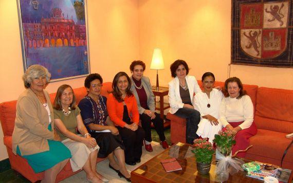10 Ana Ilce, Adeleide, Soraya, Julieta, Jacqueline, María José...