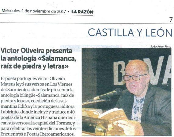 13 Victor Oliveira en Valladolid (La Razón)