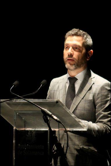 2 Julio López Revuelta, concejal de Cultura del Ayuntamiento de Salamanca