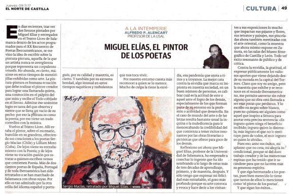 25 Miguel elías, pintor de los poetas