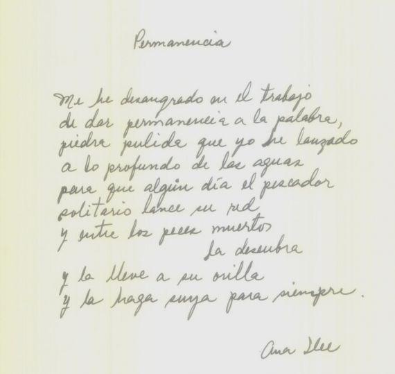 3 Manuscrito de Ana Ilce