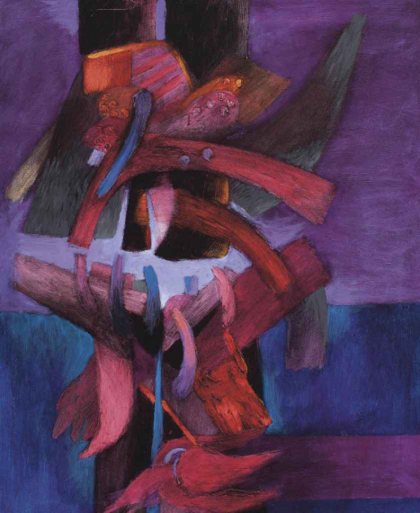 3 Obra del peruano Fernando de Szyszlo