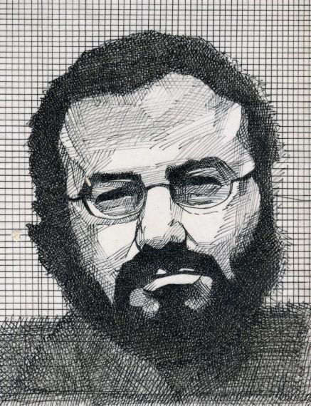 4 Otro retrato de Alfredo Pérez Alencart, por Emerenciano