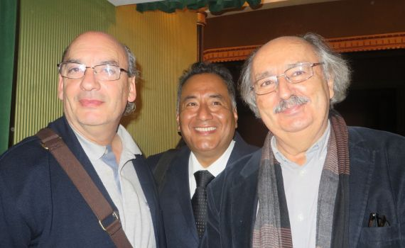 5 Muñoz Quirós, Ñaupari y Colinas (foto de Jacqueline Alencar)