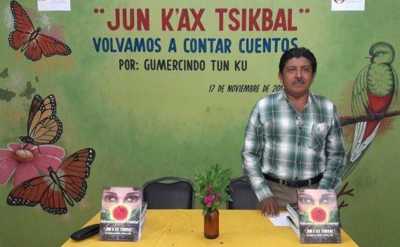 1 El poeta y narrador mexicano Gumercindo Tun Ku