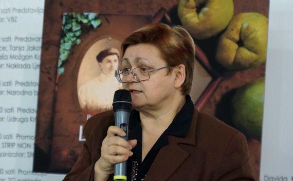 1 La escritora croata Božica Brkan