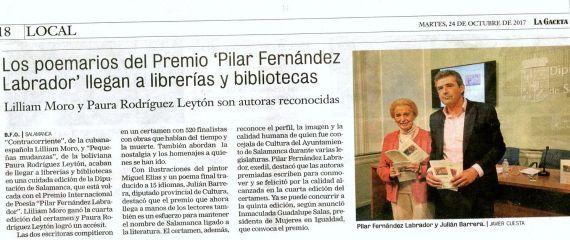 11 Libros premiados, publicados por la Diputación de Salamanca