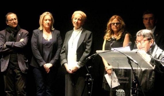 3 Lilliam Moro, en el Teatro Liceo de Salamanca