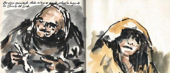 5 Apuntes en homenaje a Goya (Miguel Elías, 2017)