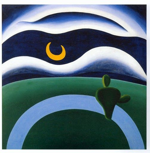 13 Obra de Tarsila do Amaral