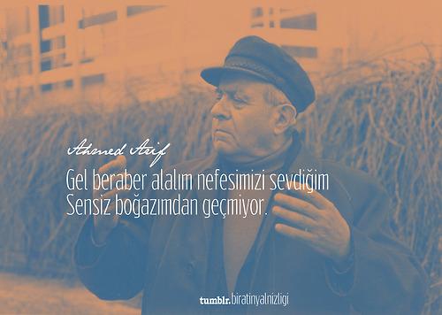 Poemas Del Turco Ahmed Arif Traducidos Por Irfan Güler Y