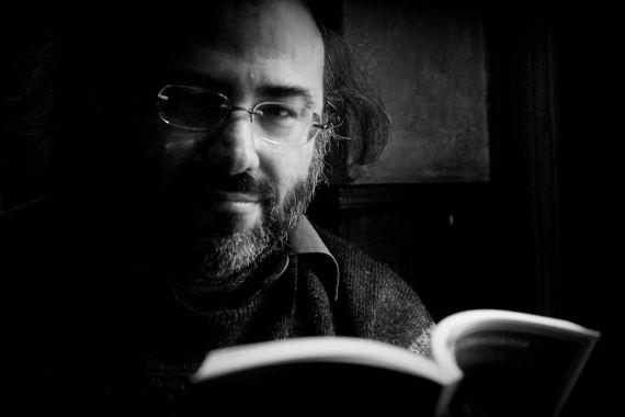 1 El poeta Alfredo Pérez Alencart retratado por José Amador Martín
