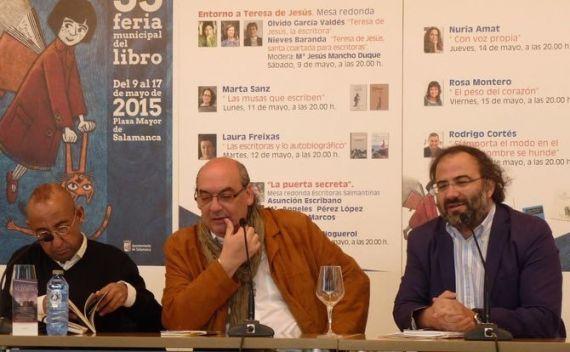 3 Otro momento de la presentación en Salamanca (foto de Jacqueline Alencar)