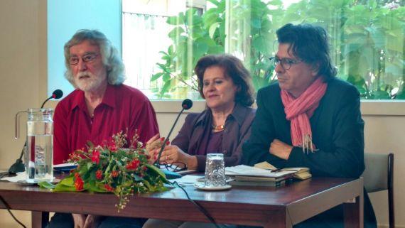 6 Otro momento de la intervención de Alves de Faria en Coimbra