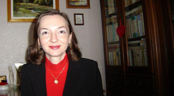 7 La profesora y traductora Rodica Grigore