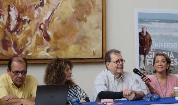 1 Nicasio Urbina, Giaconda Belli, Francisco de Asís Fernández y Marina Acosta