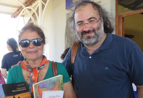 11 Gloria Gabuardi y Alfredo Pérez Alencart