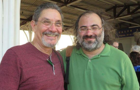 13 Humberto Avilés Bermúdez y Alfredo Pérez Alencart