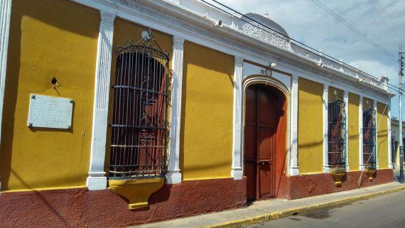 2 Casa natal de David Elías Curiel