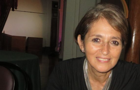 4 Yomi Amador, pintora y poeta nicaragüense (fotografía de Jacqueline Alencar)