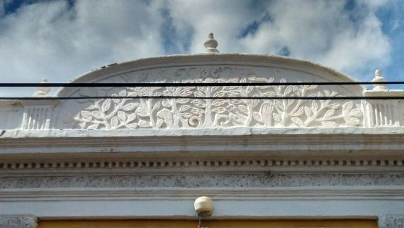 5 Capitel de la casa de David Elías Curiel