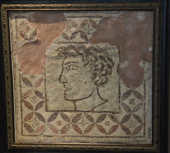 11 Mosaico romano
