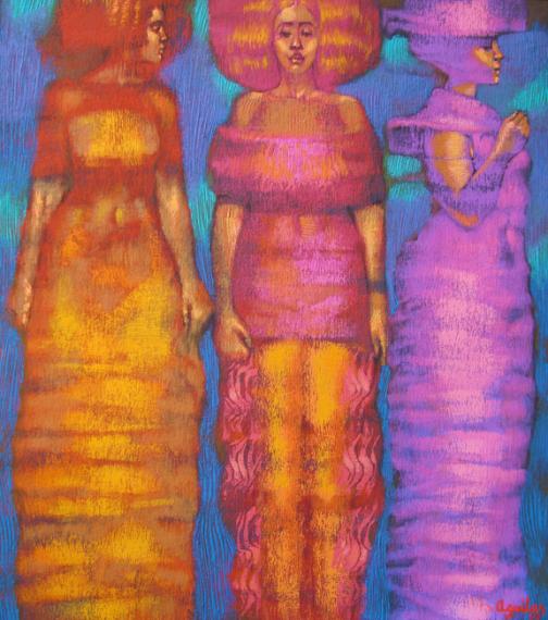 3 Pintura de Omar de León