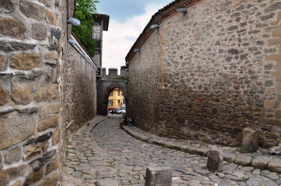4 Puerta medieval Hissar Kapiya