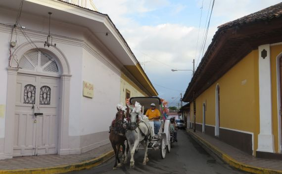 4A Calle de Granada (foto de Jacqueline Alencar)