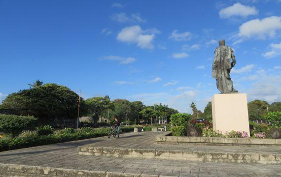 5 Estatua del fundador de la ciudad, Francisco Hernández de Córdoba