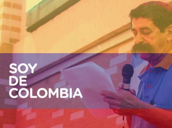 1 El poeta colombiano Juan Mares