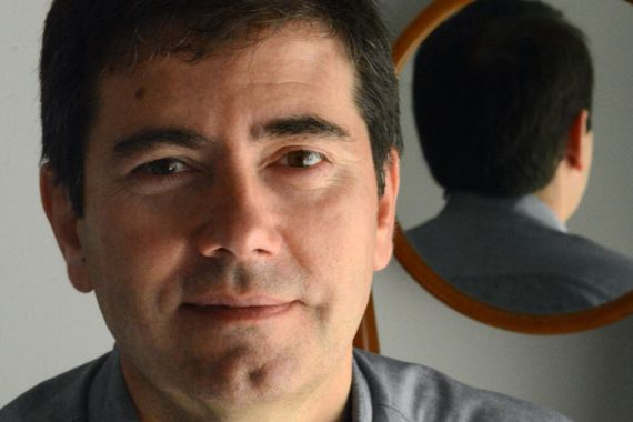 2 El poeta y peridiosta Enrique Villagrasa