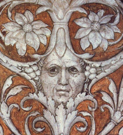 7 Autorretrato de Andrea mantegna