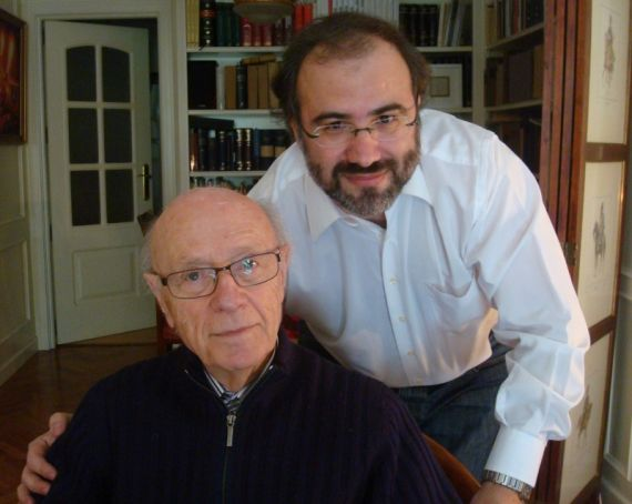 8 Alfonso Ortega y Alfredo Pérez Alencart (foto de Jacqueline Alencar)
