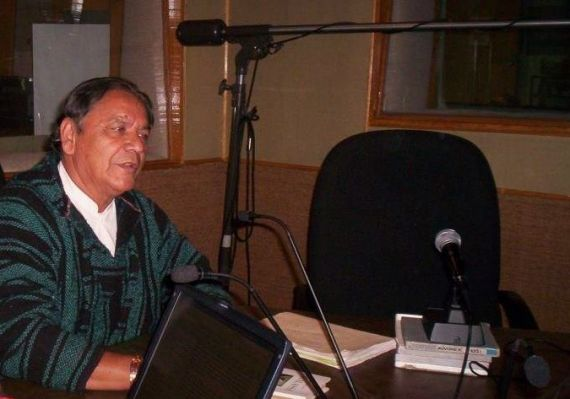 1 El poeta mexicano Antonio Leal