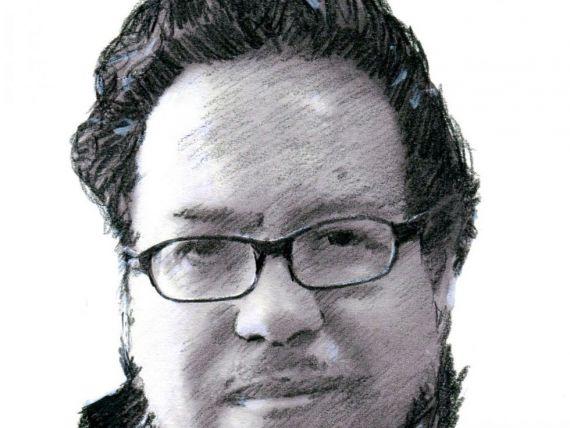 6 Retrato de Gabriel Chávez Casazola, por Miguel Elías