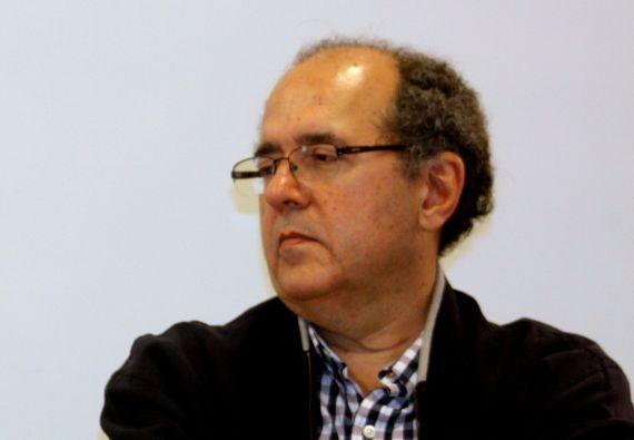 1 El escritor venezolano Antonio López Ortega (foto de José Amador Martín)