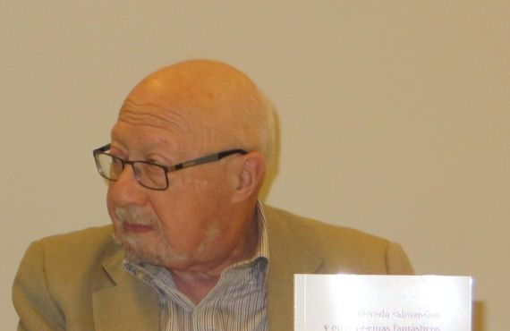 1 El poeta y narrador José Luis Najenson (foto de Jacqueline Alencar)