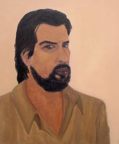 1 Iván Fernández-Dávila, autorretrato