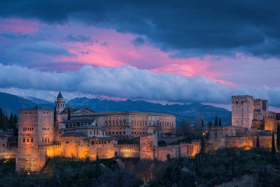 1 La Alhambra, de Granada