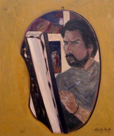 13 Reflejo sobre espejo roto