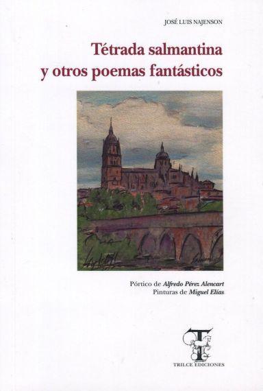 2 Portada del poemario, con pintura de Miguel Elías