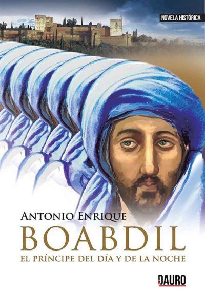 3 Portada de Boabdil, el principe del día y de la noche