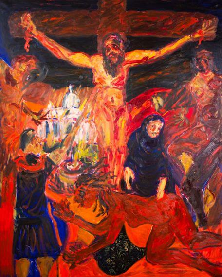 5 Crucifixión -