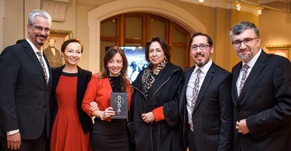 6 Autores y ministras de la Corte Suprema