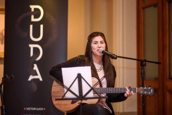8 La compositora Alejandra Segura Rubio