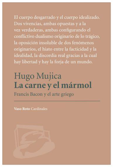 19 Nuevo libro de Hugo Mujica publicado en España